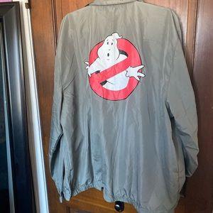 Ghostbusters jacket